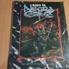 Juegos Antiguos: BAJO LA NEGRA CRUZ DE VAMPIRO EDAD OSCURA - MUNDO DE TINIEBLAS - VAMPIRO MASCARADA - ROL. Lote 113585923