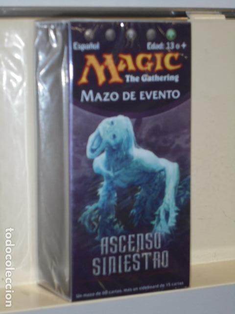 MAGIC ASCENSO SINIESTRO MAZO DE EVENTO ESPIRAL A LA PERDICION (Juguetes - Rol y Estrategia - Otros)