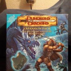 Juegos Antiguos: UNICO EN TODOCOLECCION DUNGEONS DRAGONS EXPANSION PACK ETERNAL WINTER 2003 A ESTRENAR. Lote 173092745
