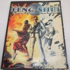 Juegos Antiguos: FENG SHUI, LIBRO, JUEGO DE ROL, EDGE 1999. Lote 114476151
