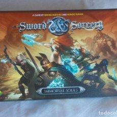 Juegos Antiguos: SWORD & SORCERY (INGLÉS). Lote 114509063