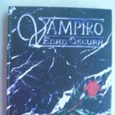 Juegos Antiguos: VAMPIRO , EDAD OSCURA ... JUEGO DE HORROR GOTICO . 2000. Lote 115277259