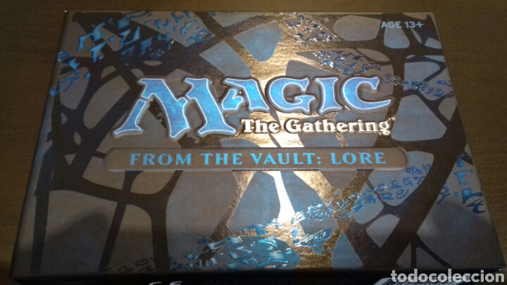 MTG MAGIC THE GATHERING:FROM THE VAULT : LORE (Juguetes - Rol y Estrategia - Otros)