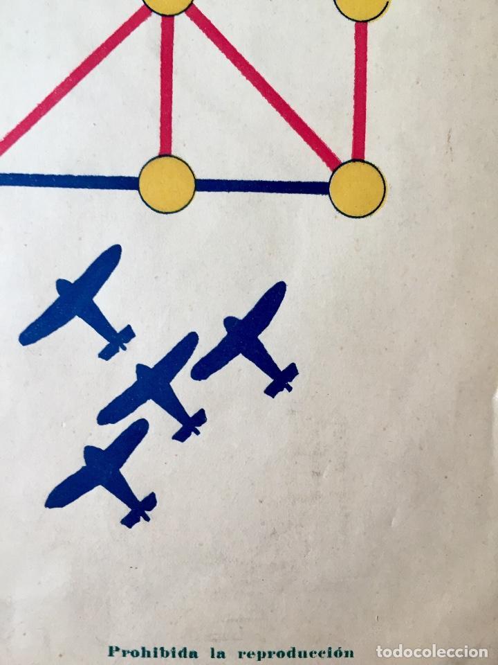 Juegos Antiguos: Antiguo juego el asalto al castillo 1920 original completo peones generales instrucciones luiter - Foto 3 - 178833910