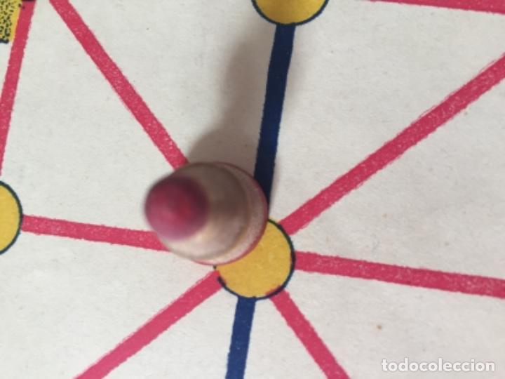 Juegos Antiguos: Antiguo juego el asalto al castillo 1920 original completo peones generales instrucciones luiter - Foto 8 - 178833910