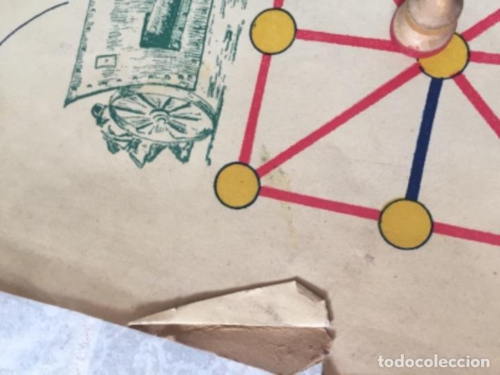 Juegos Antiguos: Antiguo juego el asalto al castillo 1920 original completo peones generales instrucciones luiter - Foto 10 - 178833910