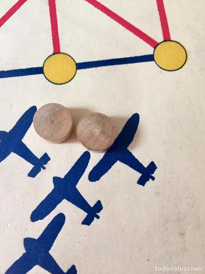 Juegos Antiguos: Antiguo juego el asalto al castillo 1920 original completo peones generales instrucciones luiter - Foto 11 - 178833910