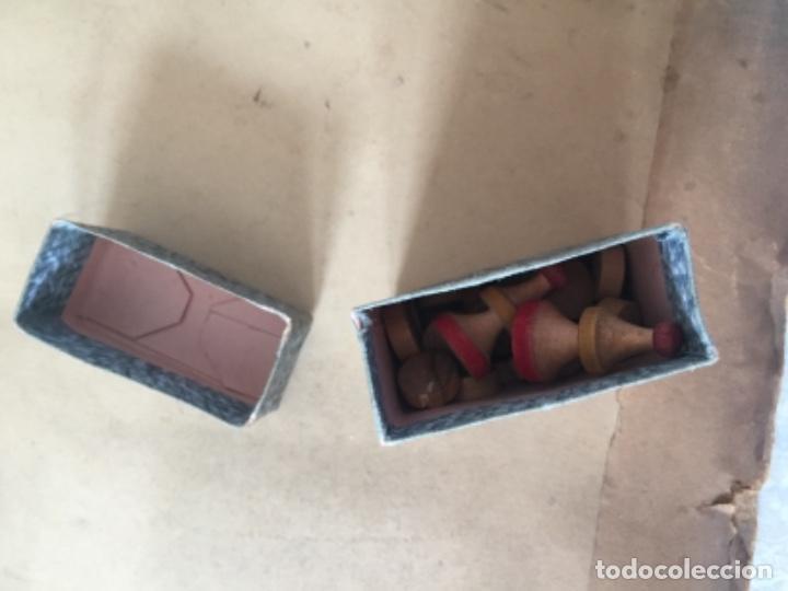 Juegos Antiguos: Antiguo juego el asalto al castillo 1920 original completo peones generales instrucciones luiter - Foto 22 - 178833910