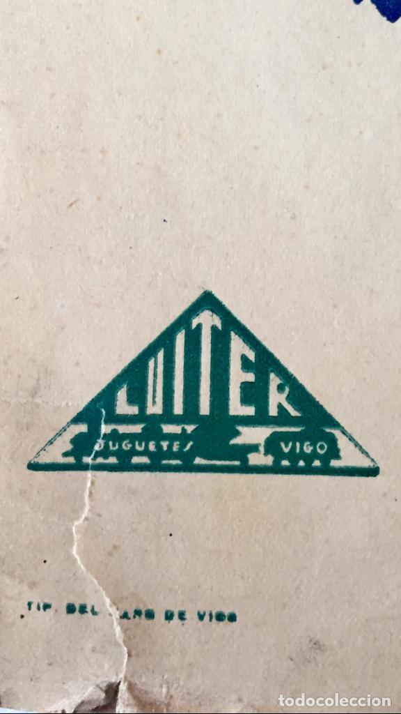 Juegos Antiguos: Antiguo juego el asalto al castillo 1920 original completo peones generales instrucciones luiter - Foto 28 - 178833910