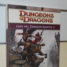 Juegos Antiguos: DUNGEONS & DRAGONS 4ª EDICION GUIA DEL DUNGEON MASTER 2 - DEVIR OFERTA. Lote 116703911