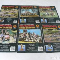 Juegos Antiguos: 6 REVISTAS DE MINIATURAS (28MM,15MM) WARGAMES ILLUSTRATED AÑO 2005. Lote 117011703