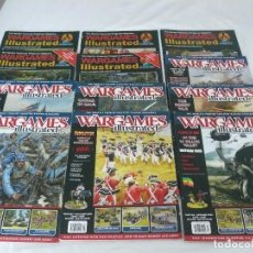 Juegos Antiguos: REVISTA DE MINIATURAS (28MM,15MM) WARGAMES ILLUSTRATED AÑO 2009 (COMPLETO 12 NÚMEROS). Lote 117021063