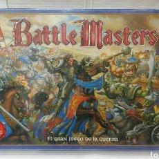 Juegos Antiguos: BATTLE MASTERS MB. NUEVO EN CAJA. PRECINTADO. EL GRAN JUEGO DE LA GUERRA. 1992. HASBRO.. Lote 117326868