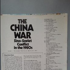 Juegos Antiguos: WARGAME THE CHINA WAR. REVISTA STRATEGY AND TACTICS. Lote 117737875