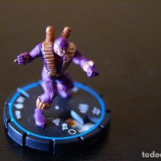 Juegos Antiguos: HEROCLIX MARVEL: TRAPSTER. INFINITY CHALLENGE.. Lote 117916387