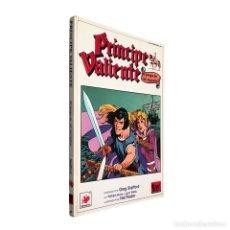 Juegos Antiguos: PRINCIPE VALIENTE / EL JUEGO DE ROL NARRATIVO / JOC INTERNACIONAL 1990 HAROLD R. FOSTER. Lote 118302219
