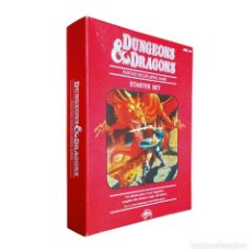 Juegos Antiguos: DUNGEONS & DRAGONS 4º ED. STARTER SET / JUEGO DE ROL RPG / WIZARDS OF THE COAST 2010 (COVER ELMORE). Lote 118306147