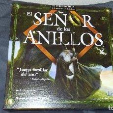 Juegos Antiguos: EL SEÑOR DE LOS ANILLOS. Lote 118458699