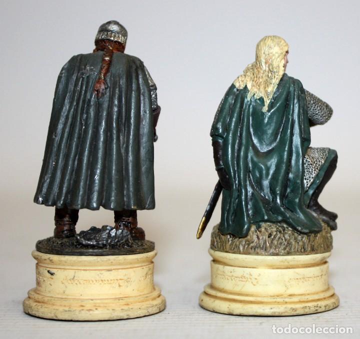 Juegos Antiguos: LOTE DE 10 FIGURAS EN PLOMO - Foto 8 - 118533927