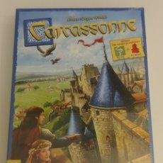 Juegos Antiguos: CARCASSONNE DEVIR 2 MINI EXPANSIONES PRECINTADO Y NUEVO. Lote 118539715