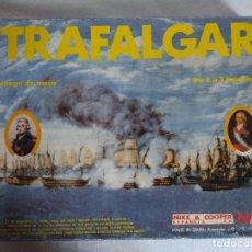 Juegos Antiguos: JUEGO WARGAME NAC/TRAFALGAR.. Lote 118826083