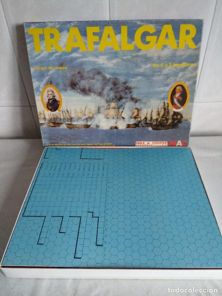 Juegos Antiguos: JUEGO WARGAME NAC/TRAFALGAR. - Foto 3 - 118826083