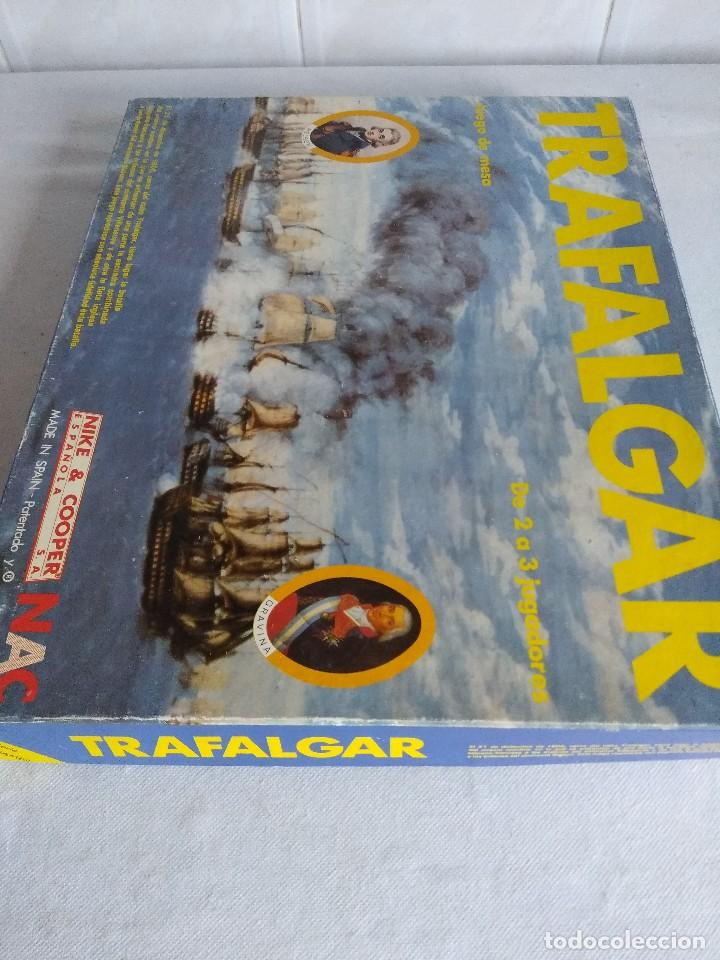 Juegos Antiguos: JUEGO WARGAME NAC/TRAFALGAR. - Foto 5 - 118826083