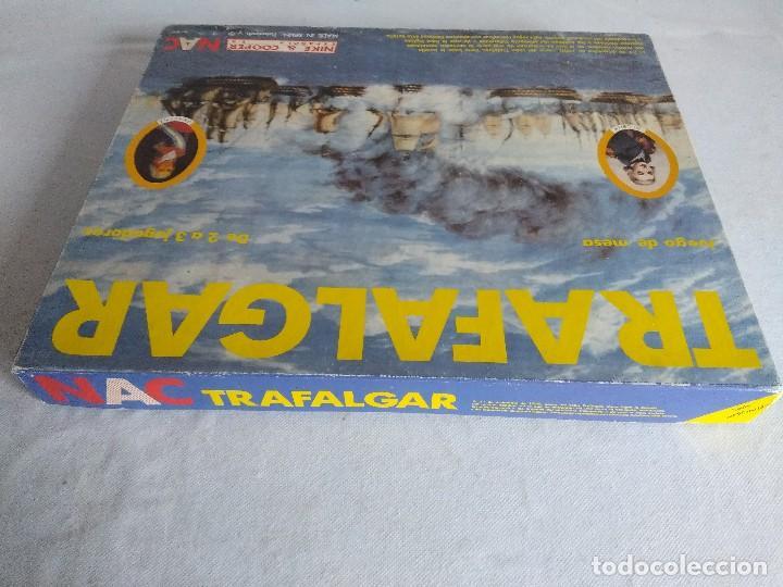 Juegos Antiguos: JUEGO WARGAME NAC/TRAFALGAR. - Foto 6 - 118826083