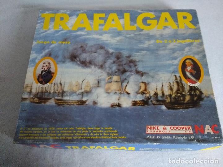 Juegos Antiguos: JUEGO WARGAME NAC/TRAFALGAR. - Foto 7 - 118826083