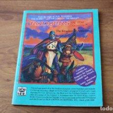 Juegos Antiguos: RANGERS OF THE NORTH, JUEGO ROL SEÑOR ANILLOS MERP ICE JOC INGLÉS. Lote 119300343