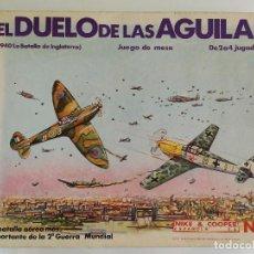 Juegos Antiguos: EL DUELO DE LAS ÁGUILAS NAC. Lote 119514815