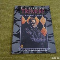 Giochi Antichi: VAMPIRO LA MASCARADA EL LIBRO DEL CLAN TREMERE (LA FACTORIA IDEAS LF1306 MUNDO DE TINIEBLAS) . Lote 119578899