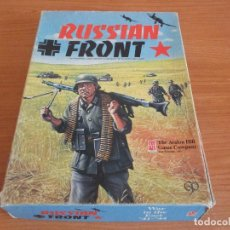 Juegos Antiguos: WARGAME AVALON HILL : RUSSIAN FRONT. Lote 119646299