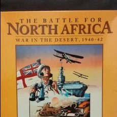 Juegos Antiguos: WARGAME THE BATTLE FOR NORTH AFRICA. GMT. Lote 119875883