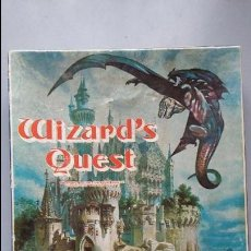 Juegos Antiguos: WARGAME WIZARD'S QUEST, AVALON HILL. Lote 119876007