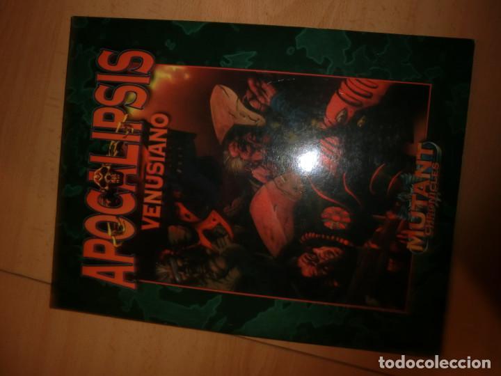 Juegos Antiguos: apocalipsis venusiano, saga de warzone rol - Foto 2 - 120334819