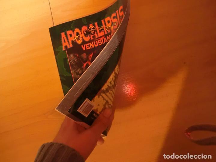 Juegos Antiguos: apocalipsis venusiano, saga de warzone rol - Foto 4 - 120334819