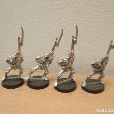 Juegos Antiguos: CRUZADA ESTELAR, PIEZAS SUELTAS: 4 ANDROIDES (ENVÍO YA INCLUIDO EN PRECIO). Lote 120731007