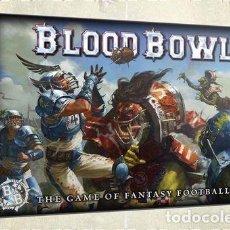 Juegos Antiguos: UNICO Y RARO BLOOD BOWL THE GAME OF FANTASY FOOTBALL. Lote 121241559