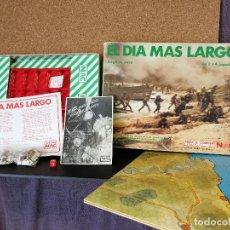 Juegos Antiguos: EL DÍA MÁS LARGO NAC COMPLETO. Lote 121340271