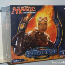 Alte Spiele - MAGIC THE GATHERING FAT PACK 2014 CORE SET ---- OFERTA ---- - 123099404