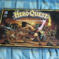 Juegos Antiguos: HERO QUEST. Lote 121527935
