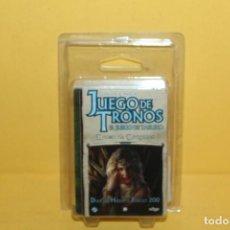 Juegos Antiguos: JUEGO DE TRONOS - EL JUEGO DE TABLERO - DANZA DE DRAGONES - DIAS DE HIELO Y FUEGO 2012. Lote 121887007