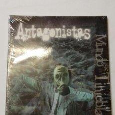 Juegos Antiguos: ANTAGONISTAS SUPLEMENTO DE ROL PARA MUNDO DE TINIEBLAS DE LA FACTORIA DE IDEAS PRECINTADO. Lote 150737842