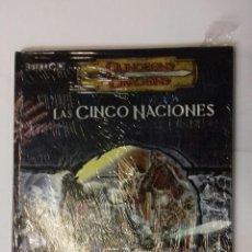 Juegos Antiguos: LAS CINCO NACIONES PARA EBERRON SUPLEMENTO DE ROL PARA DUNGEONS & DRAGONS DE LA FACTORIA DE IDEAS . Lote 122035271