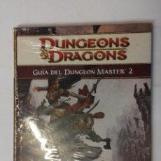 Juegos Antiguos: GUIA DEL DUNGEON MASTER 2 PARA DUNGEONS & DRAGONS 4ª. Lote 160744009