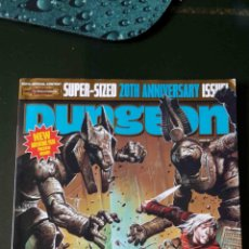 Juegos Antiguos: DUNGEON MAGAZINE 138 (EN INGLÉS). Lote 122178151