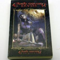 Juegos Antiguos: EDAD OSCURA - VAMPIRO - NOVELAS DEL CLAN - Nº 8 - BRUJAH - MYRANDA KALIS. Lote 122226283