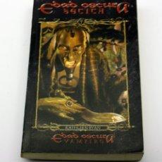 Juegos Antiguos: EDAD OSCURA - VAMPIRO - NOVELAS DEL CLAN - Nº 4 - SETITA - KATHLEEN RYAN. Lote 122226387