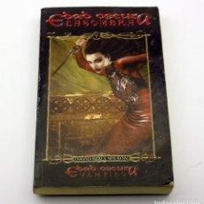 Juegos Antiguos: EDAD OSCURA - VAMPIRO - NOVELAS DEL CLAN - Nº 5 - LASOMBRA - DAVID NIALL WILSON. Lote 122226415